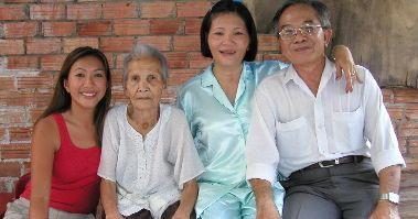Catherine Turner, Gran, Mum & Stepdad